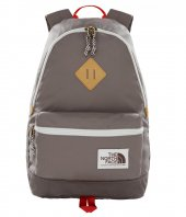 The North Face Batoh Berkeley T92ZD9RDQ-OS Falcon Brown/ Tibetan Orange