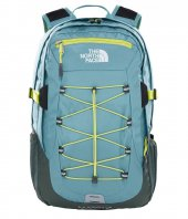 The North Face Batoh Borealis  T0CF9CSUQ-OS Trellis Green/Suplhur Spring Green