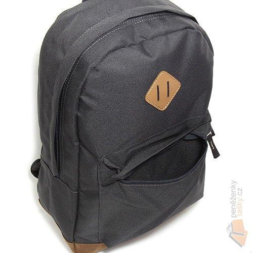 869a2d4d8a5 Benetton Batoh Benetton 065229 černý : Kabelky, peněženky, tašky ...