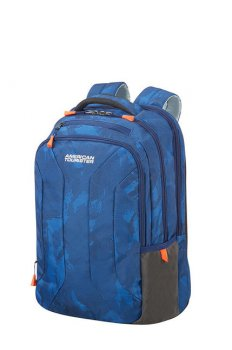 "AMERICAN TOURISTER Batoh na notebook Urban Groove 107230-4266 15.6"" Camo Blue"