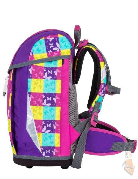 Bagmaster Školní aktovka POLO 7 A pink violet - Doprava zdarma ... 537f8f4c26