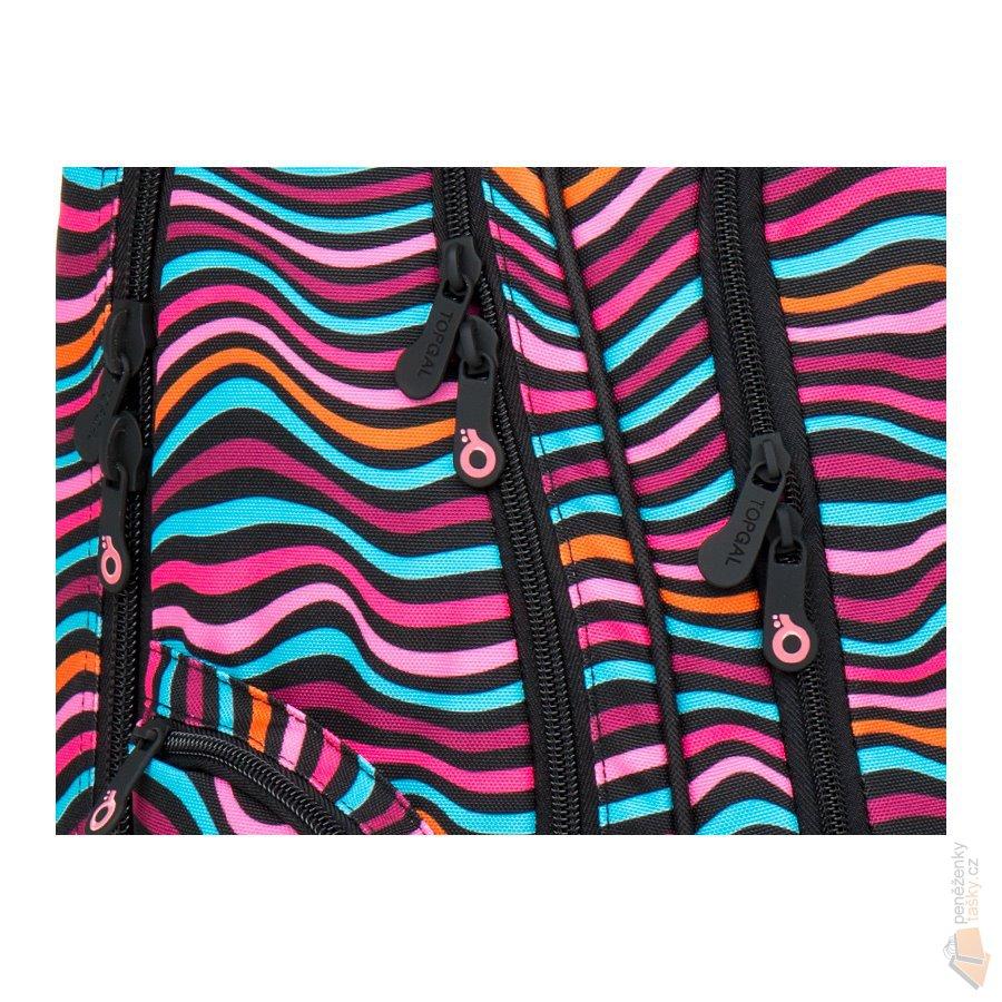 Topgal Studentský batoh HIT 858 H pink - Doprava zdarma   Kabelky ... 1bbb5e562c