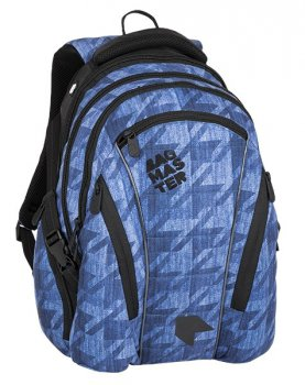 Bagmaster BAG 8 B BLUE/BLACK