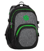 Bagmaster Batoh Matrix 8 B Black/grey/green