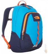 The North Face Studentský batoh, Vault - T0CE84ADY-OS - blue / orange