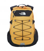 The North Face batoh Borealis  NF00CF9CLR0-OS Yellow/black