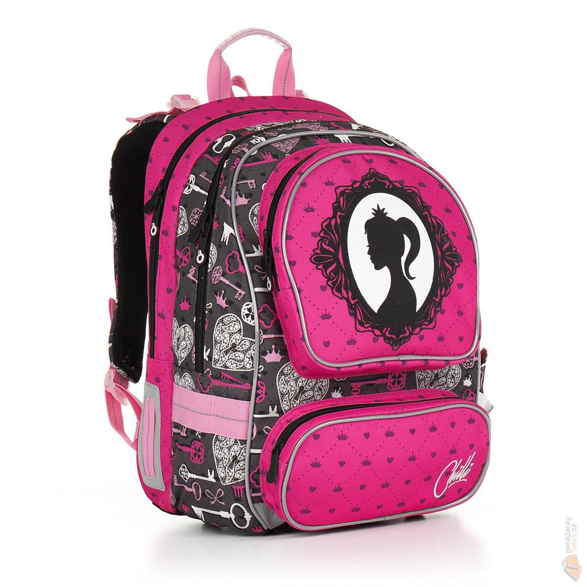 d644817dde0 Topgal Školní batoh CHI 875 H pink - Doprava zdarma   Kabelky ...