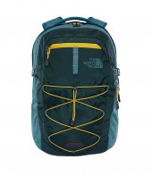 The North Face Batoh Borealis  DARKEST SPRUCE/SILVER PINE GREEN LIGHT HEATHER T0CHK4WAT