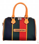11439796f1 S.Fiorentino Textilní kabelka B54-B1554-1BE