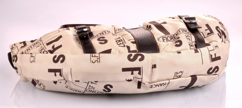 7fc0f2a19f S.Fiorentino Kabelka gondola F56-B591DT béžová   Kabelky