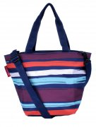 Reisenthel Malá kabelka shopper XS artist stripes ZR3058