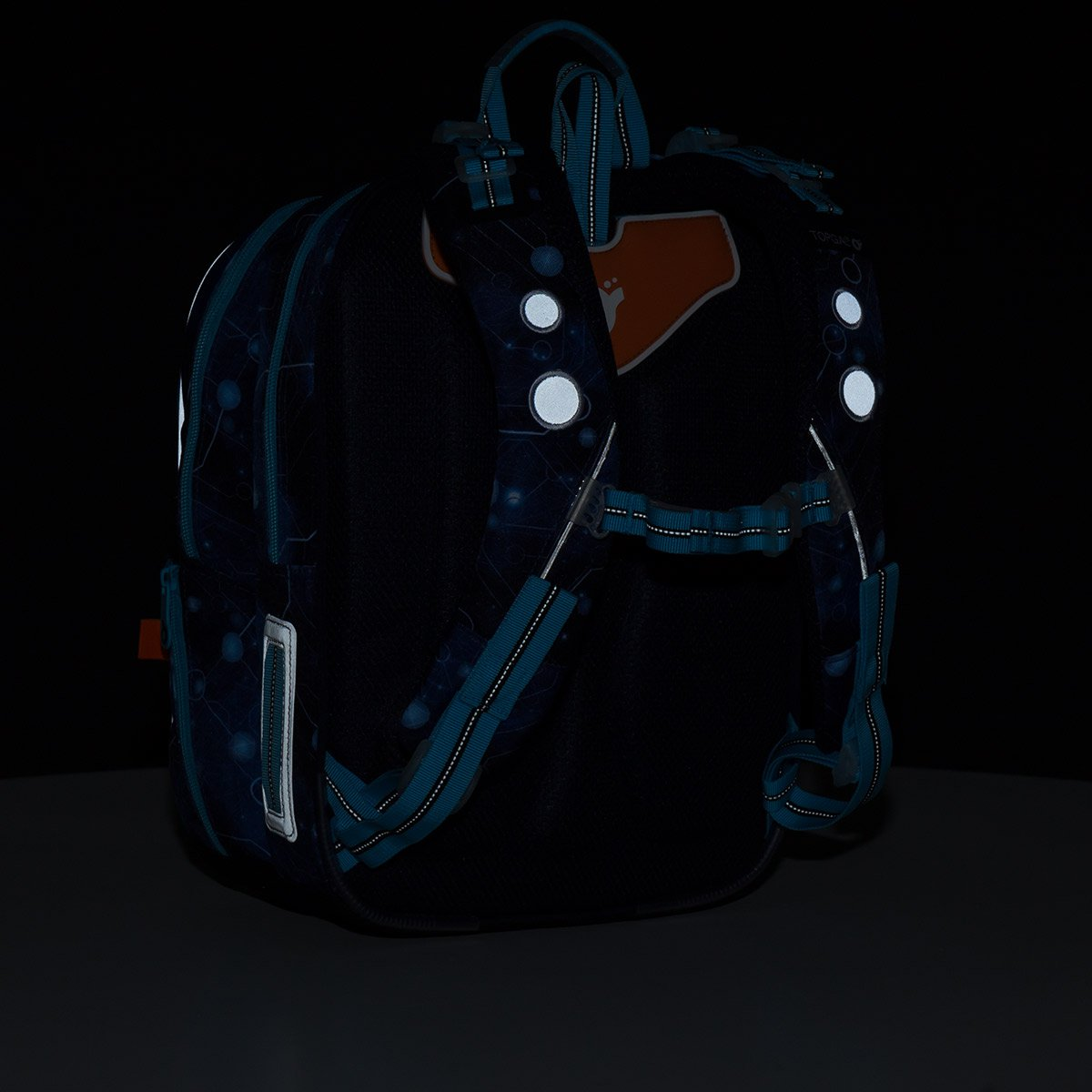 Topgal Školní batoh ENDY 18041 B   Kabelky 702cfe2af8