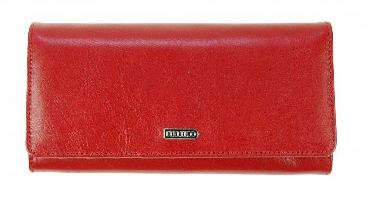 Uniko dámská kožená peněženka 317610 červená   Kabelky 1bb542c5d6