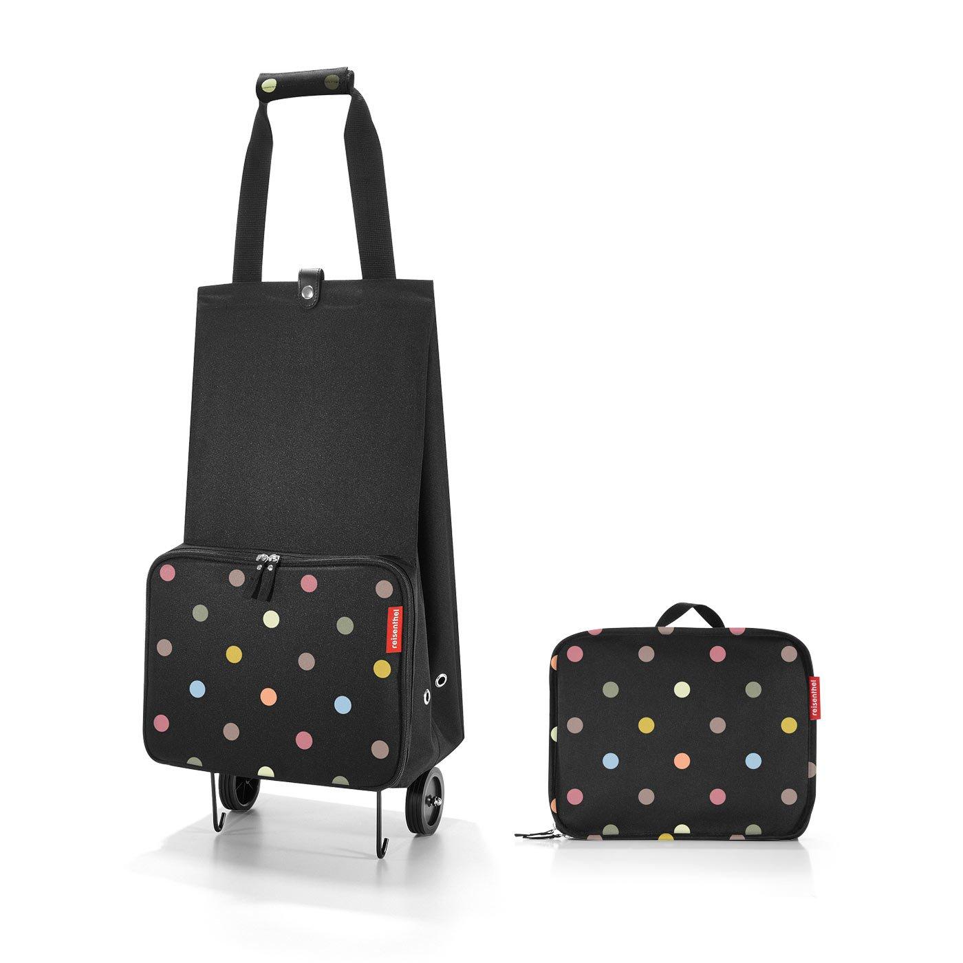 1f730895d7f Reisenthel Skládací nákupní taška na kolečkách foldabletrolley dots HK7009