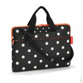 "Reisenthel Taška na notebook max.15.6"" Netbookbag mixed dots MA7051"