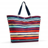 Reisenthel Taška Shopper XL artist stripes ZU3058
