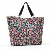 Reisenthel Taška shopper XL happy flowers ZU7048