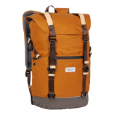 Bagmaster Studentský batoh MESSENGER 20 a orange/brown