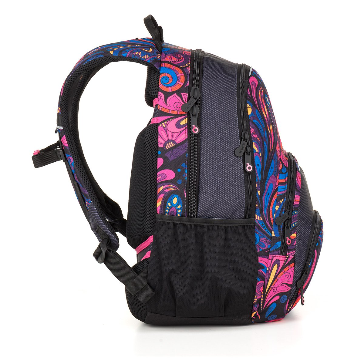 Topgal Studentský batoh SIAN 18031 G SET SMALL + penál 18031 G + ... 309606c553