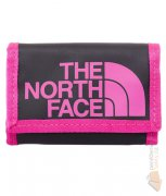 The North Face Textilní peněženka Base camp wallet T0CE69CGA-OS  pink/black