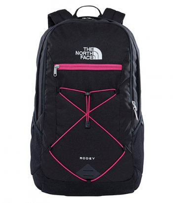 The North Face Dámský batoh  Rodey NF0A2ZDQQL2-OS TNF PINK/ TNF BLACK