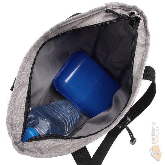 Samsonite Látková taška na zip 44287 růžová   Kabelky c0c18eb109