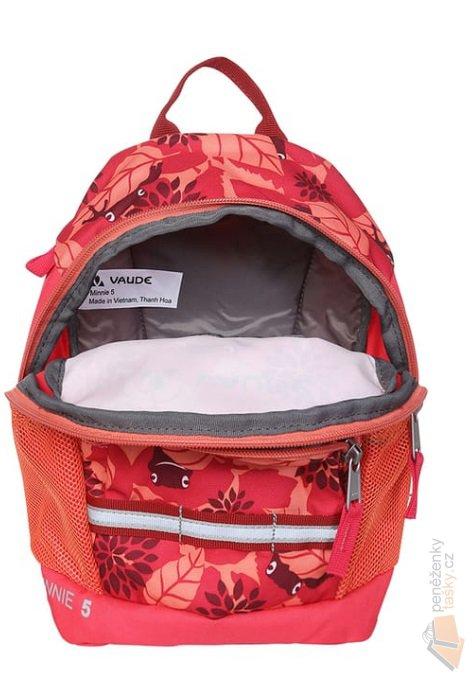 db60fe681fa VAUDE Dětský batoh outdoorový Minnie 5 l rosebay   Kabelky ...