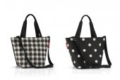 Reisenthel Malá kabelka Shopper XS - ZR7028 FIFTIES BLACK/DOTS